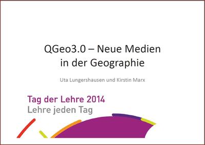 Lungershause/Marx – QGeo3.0 – Neue Medien in der Geographie (PNG)
