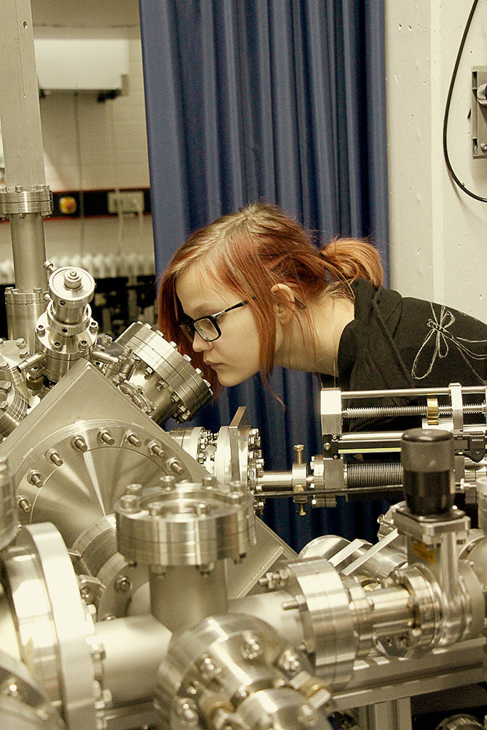 Ask a student - Physik im Labor 5/6 (Foto: Kiro Mohrfeld)