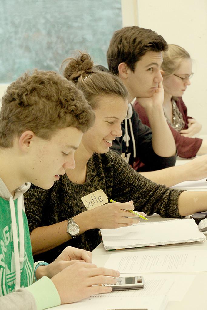 Ask a student - Physik Fachaufgabe 1/2 (Foto: Kiro Mohrfeld)