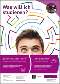 A3-Plakat Studienberatung