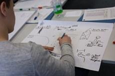 PerLe bietet Workshops zur Studienorientierung an.